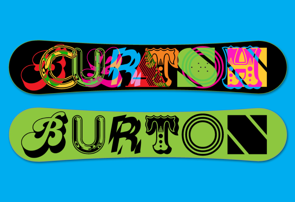 Burton Snowboards - Clash Model