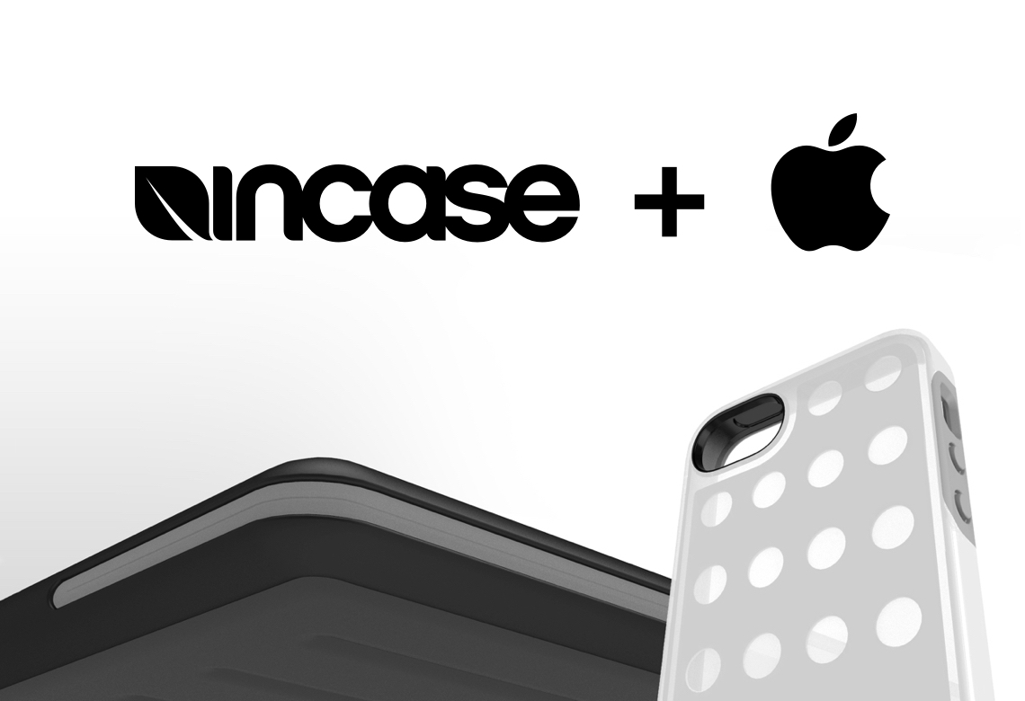 Incase - Apple Exclusive Product Line