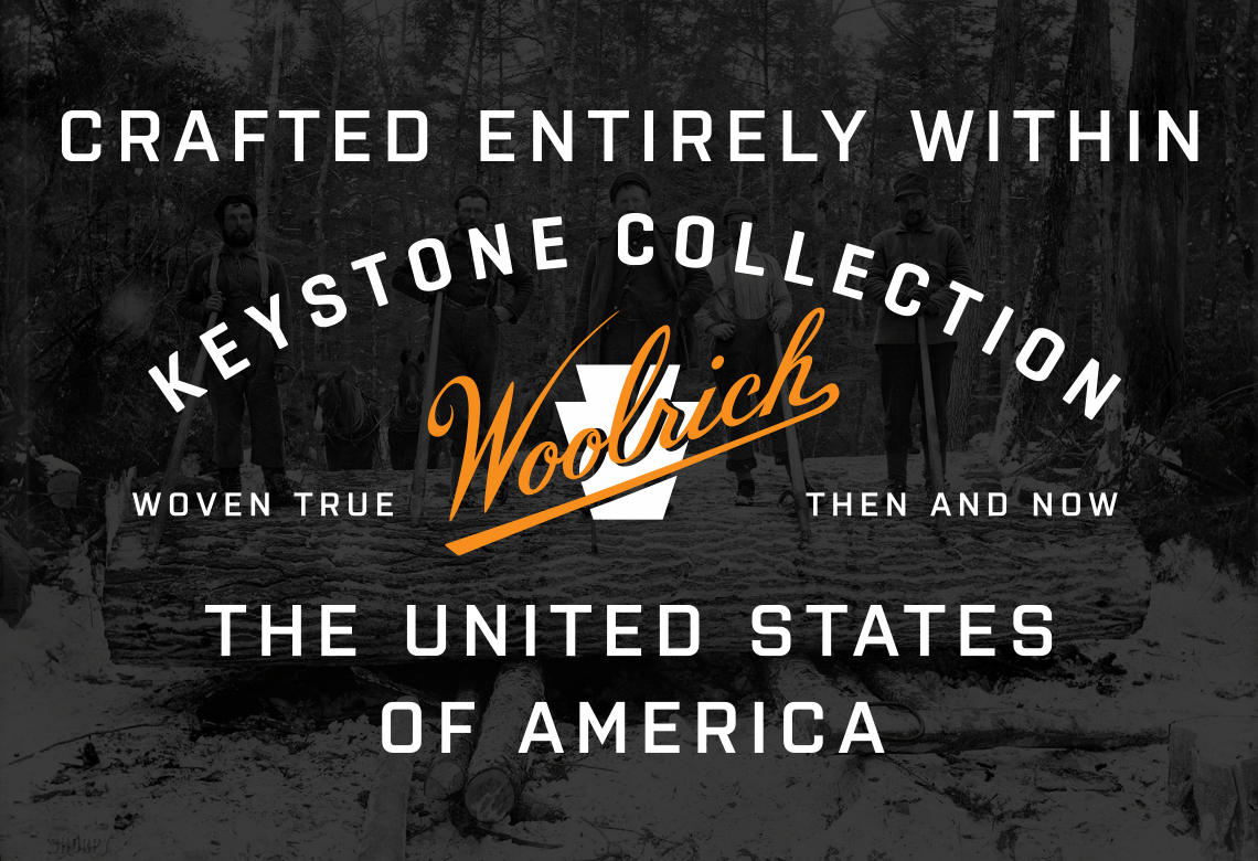 Woolrich - Keystone Collection U.S.A.